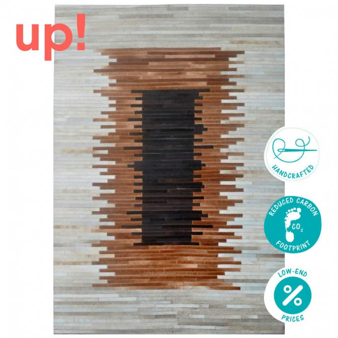 Abstract Minimalist Area Rug