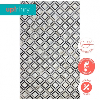 Diamond Tile Rug