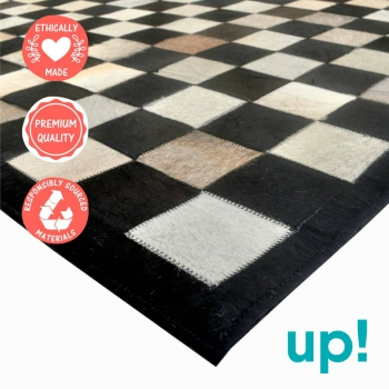 Checkerboard Area Rug