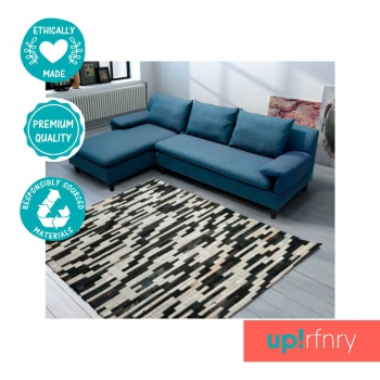 Retro Cowhide Rug